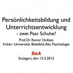 2012_Rainer_Dollase_Persoenlichkeitsbildung_und_Unterrichtsentwicklung