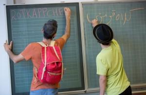 BeA - Arbeit mit Menschen mit Fluchterfahrungen an evangelischen Fachschulen für Sozialpädagogik