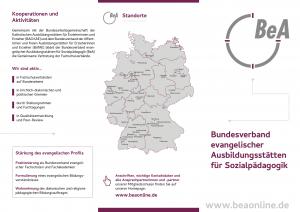 Kooperationen und Aktivitäten des BeA